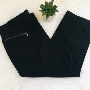 Style & Co Woman Edgy Capri Pants Sz 16W